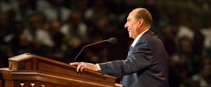 10 Uplifting Quotes From President Thomas S. Monson