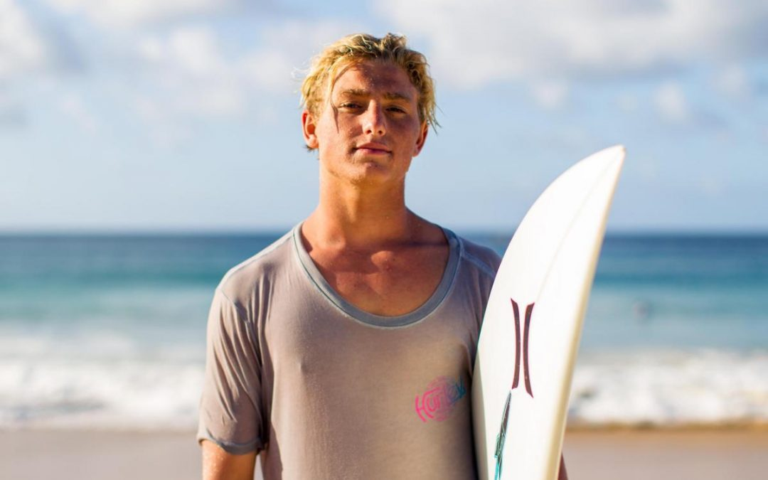 Meet Jordy Collins, One Of The Rising Young Stars In Surfing And He's A Mormon