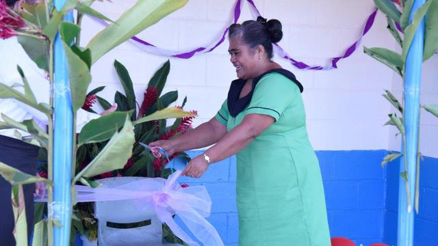 Latter-day Saint Volunteers Prevent Samoan School Closing