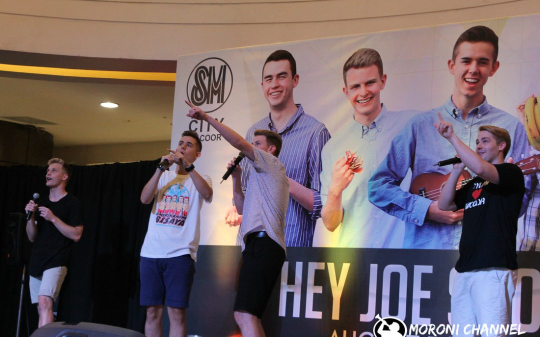 "Returned Missionaries The ""Hey Joe Show "" Are Back In The Philippines"