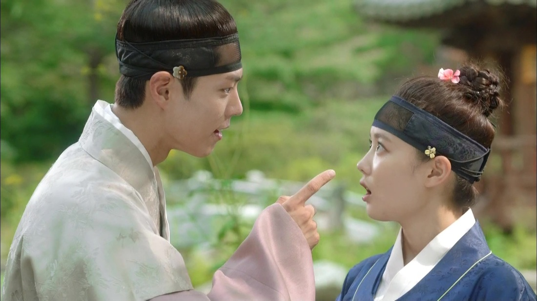 Korean Drama: A Mormon Review ofLove in the Moonlight