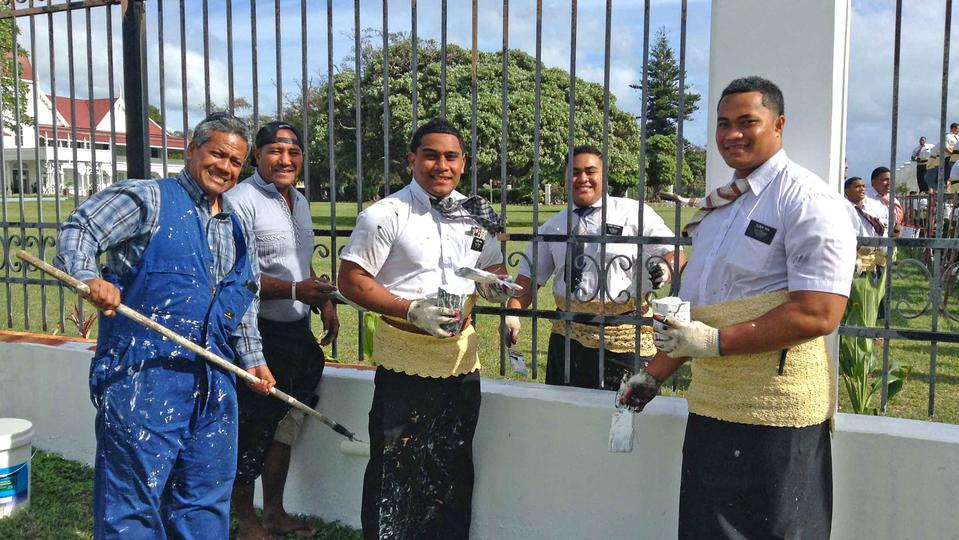 Latter-day Saints to Celebrate Tonga Mission Centennial