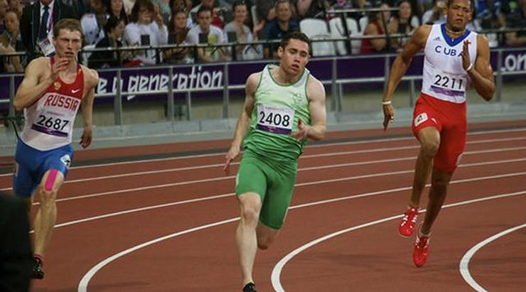 Latter-day Saint Athlete Jason Smyth Is Preparing For Rio 2016