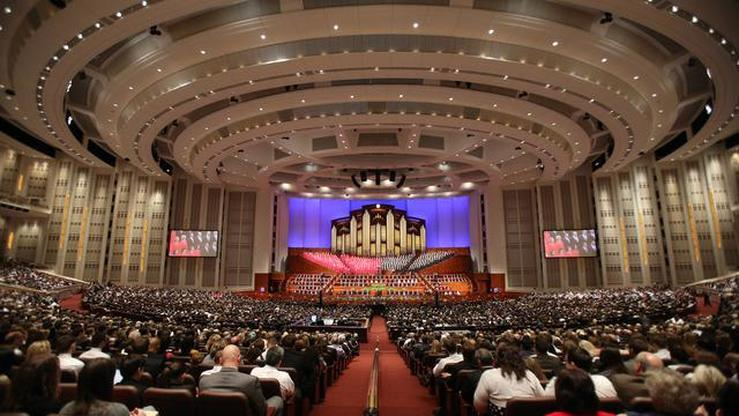 Major New Study Of Religion Has Much To Say About Mormons