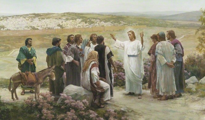Matthew Chapter 8: Jesus heals a Leper