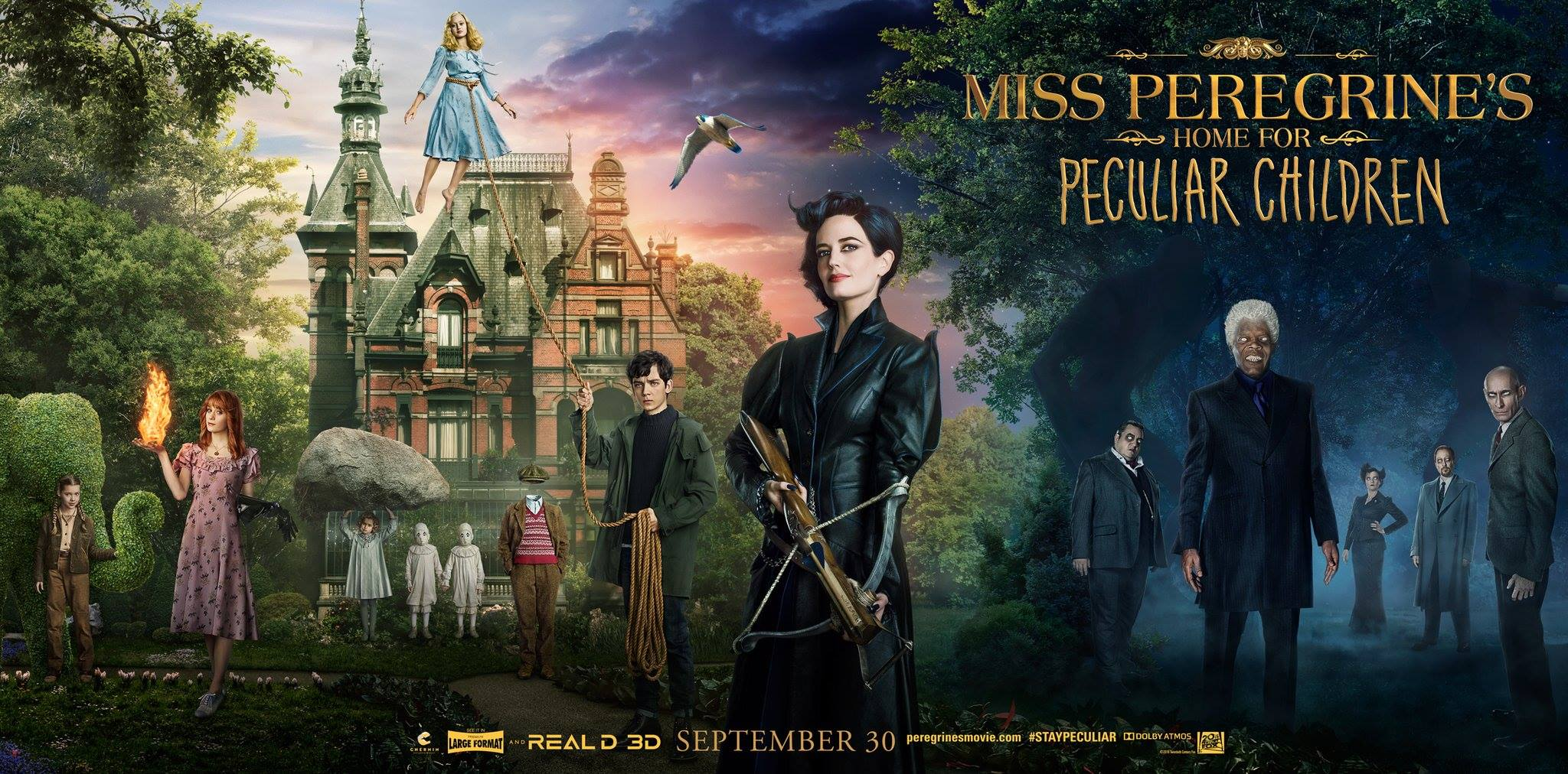 Miss Peregrine's Home for Peculiar Children: A Latter-day Saint review