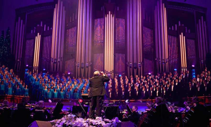 LDS Church Responds to Backlash After Choir Announced Their Participation at theInauguration