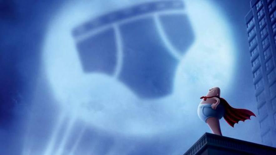 Mormon Movie Guy: A Review of Captain Underpants