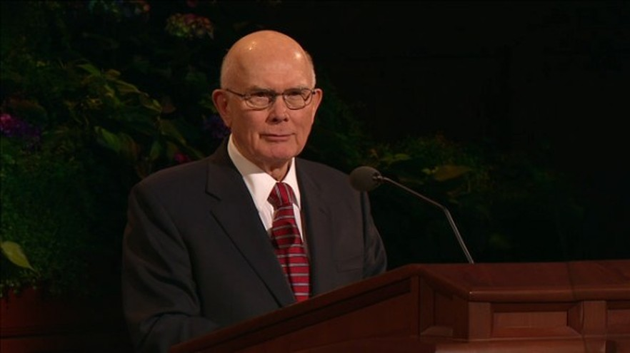 What Elder Oaks Read In A Letter Sent By A Student From Harvard