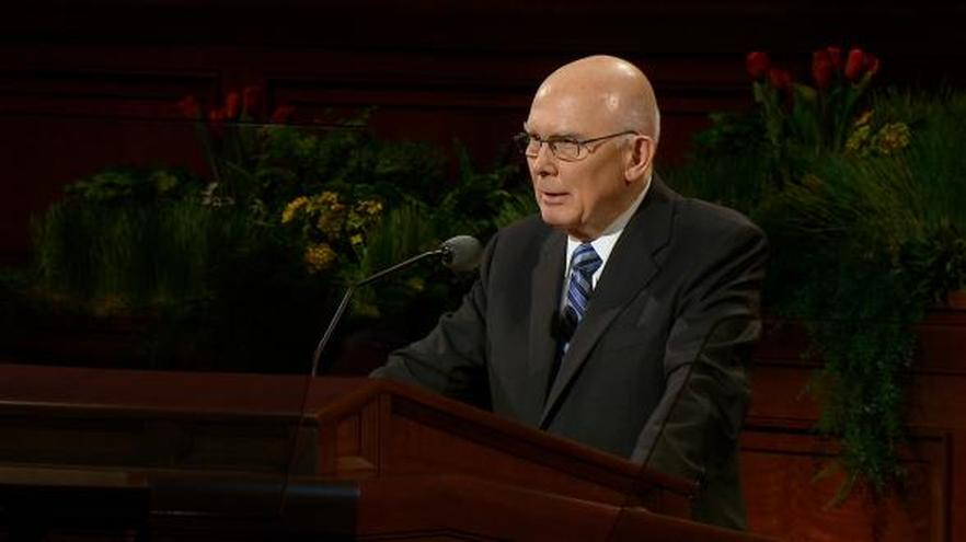 Dallin H. Oaks: Three Things Every Member Can Do To Help Share The Gospel