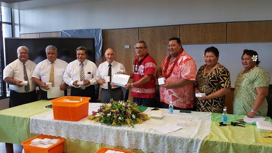 Genealogical Records Presented to the Government of Samoa