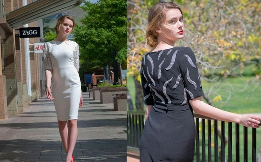 LDS Fashion Designer Invited To Participate In New York Fashion Week With Modest Designs