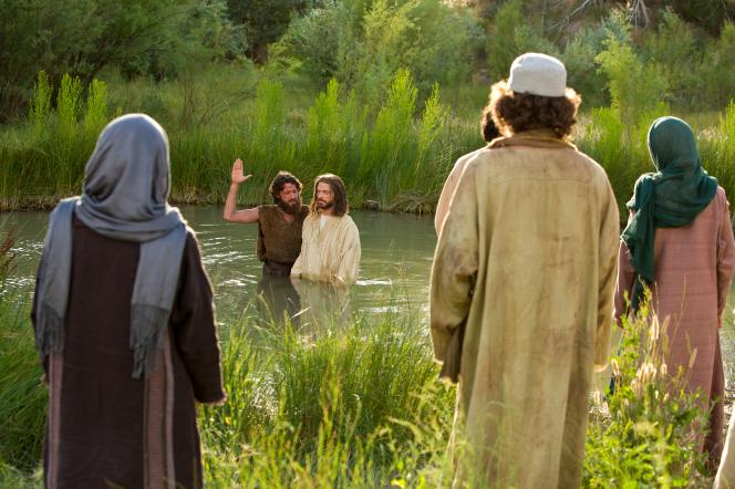 Matthew Chapter 3: Jesus is Baptized