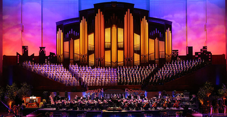 Watch The2016 Pioneer Day Concert With The King's Singers