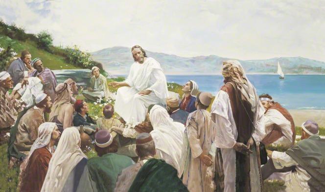 Matthew Chapter 5: Sermon on the Mount