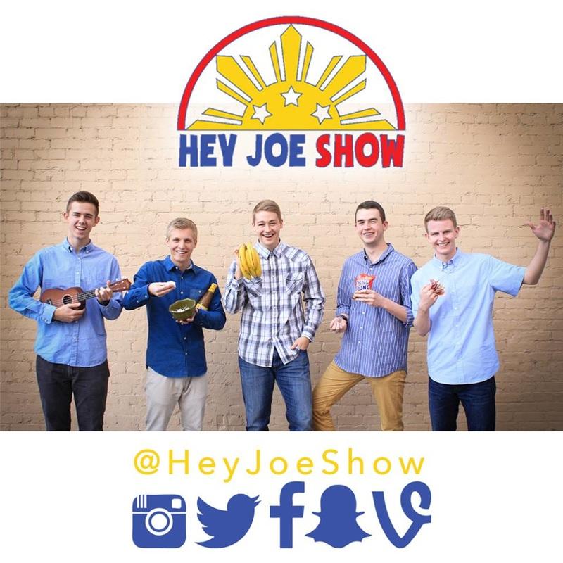 Hey Joe Show: Bisaya Speaking Americans
