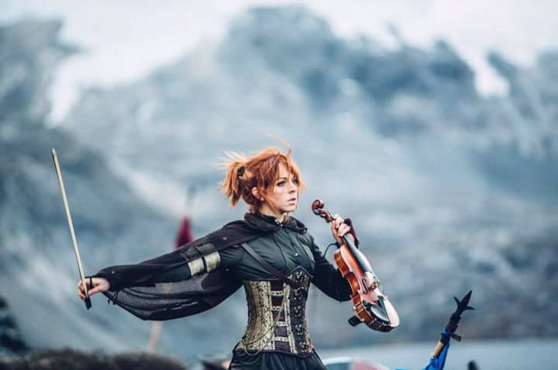 Lindsey Stirling Was Ranked As Top 4 Most Paid Youtuber For This Year
