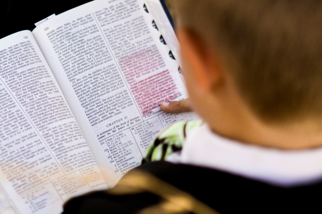 How can I be inspired in reading the scriptures?