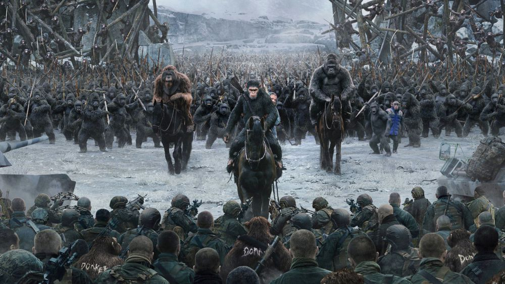 Mormon Movie Guy: Things You Should Consider Before Watching 'War for the Planet of the Apes' with Your Kids