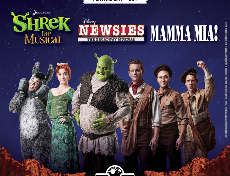 Mormon Movie Guy: Things to Consider Before Going to Tuacahn to Watch Shrek, Newsies, and Mamma Mia