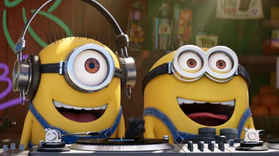 Mormon Movie Guy: What You Need to Know AboutDespicable Me 3