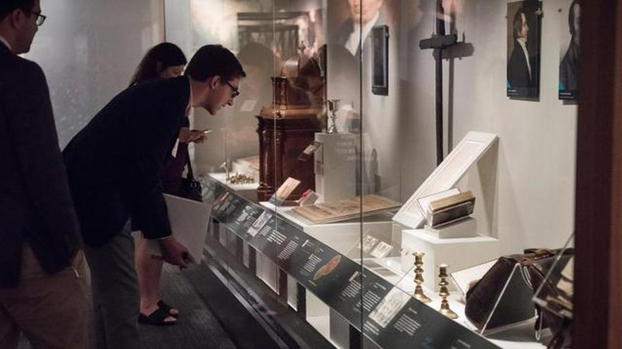 National Museum of American History Displays Mormon Artifacts from Church Early History