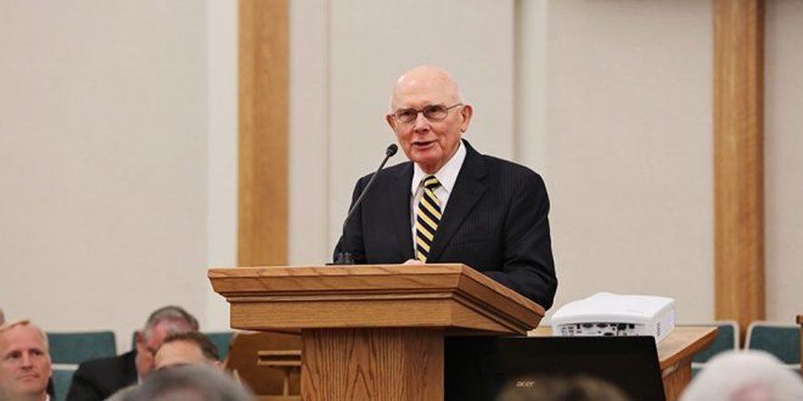Elder Dallin H. Oaks Encourages Church Members ToEngage in Religious Freedom Debate Constructively