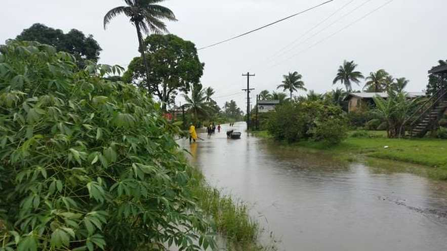 Fiji's Floods Follow Just Months After Cyclone Winston