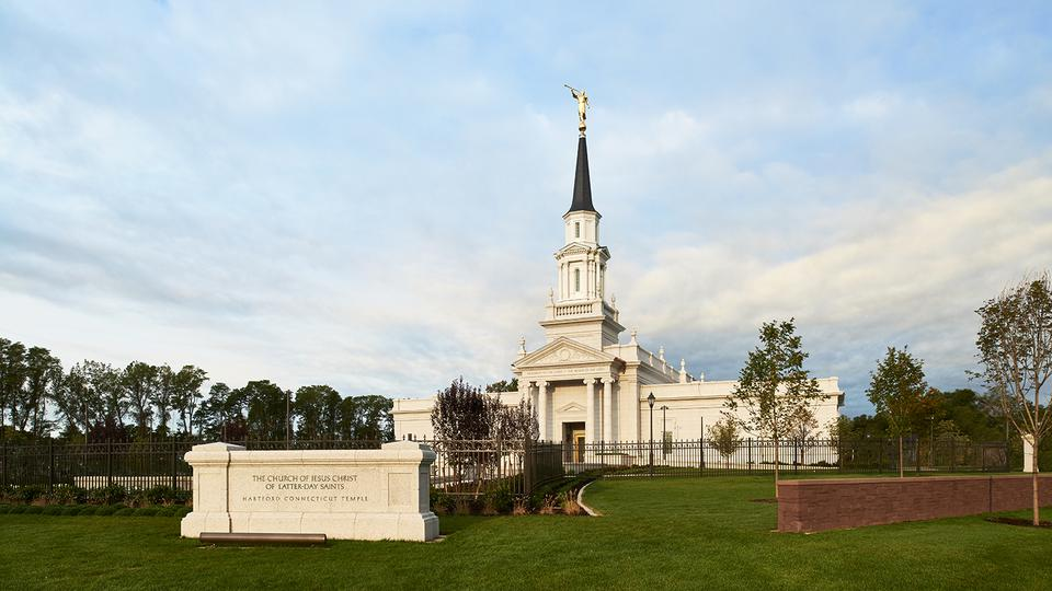 A First Look Inside The Newly Completed Hartford Connecticut Temple