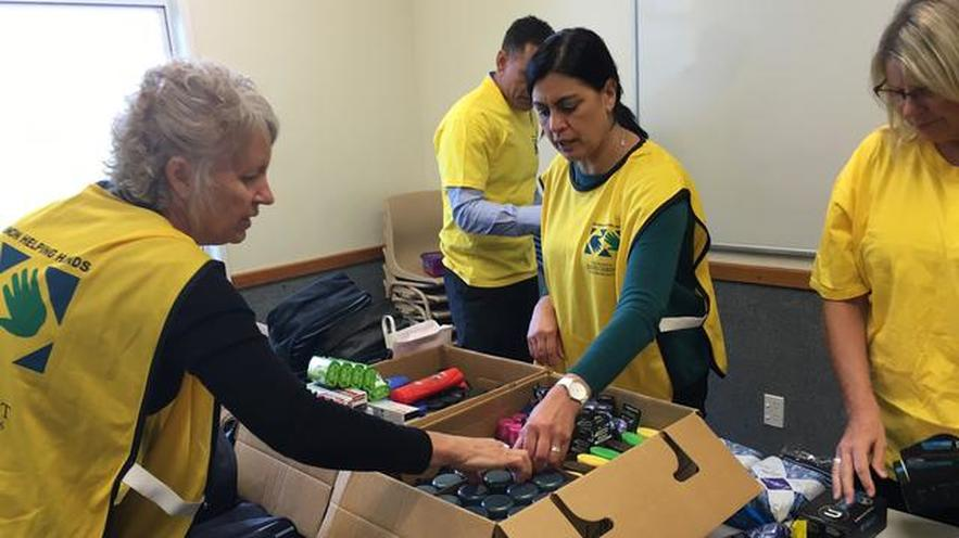 'Mormon Helping Hands' Volunteers Assist Kiwi Families Displaced by Quake
