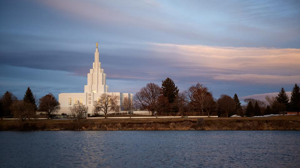A First Look Inside The Newly Renovated Idaho Falls Idaho Temple