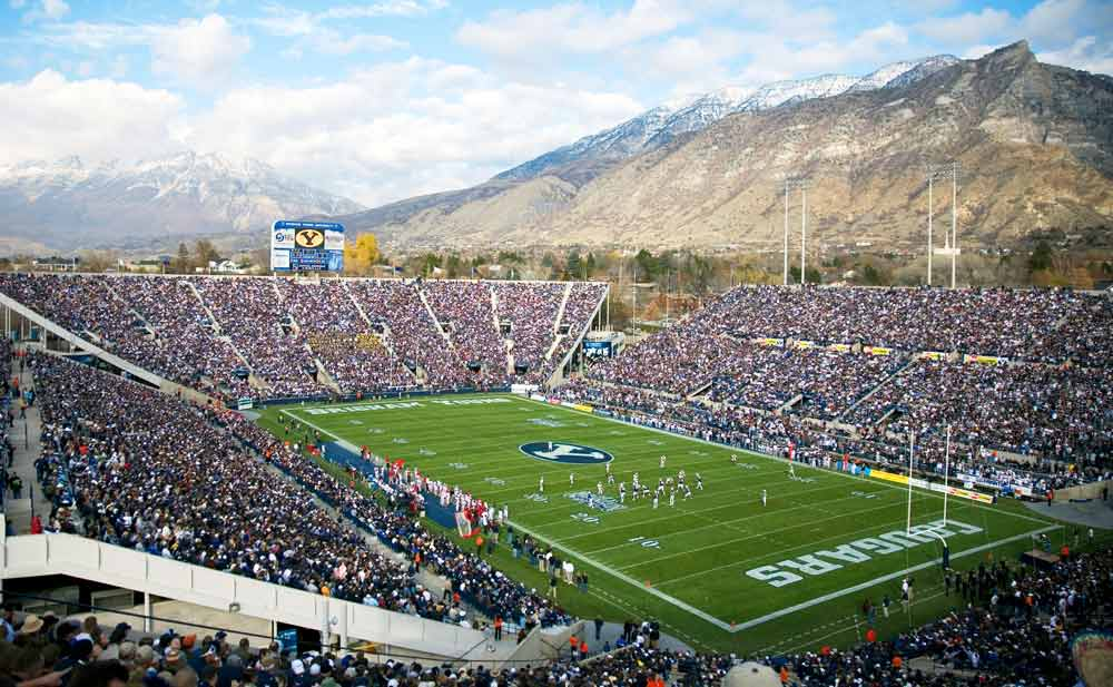 How Are LGBT Players Treated When Their Teams Play at BYU?