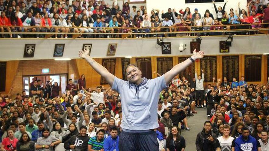 Over 1000 Youth Gather at Faith-Building Conference in Auckland