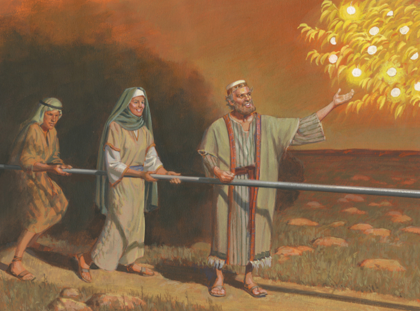 Teachings: Ruled by the Iron Rod?