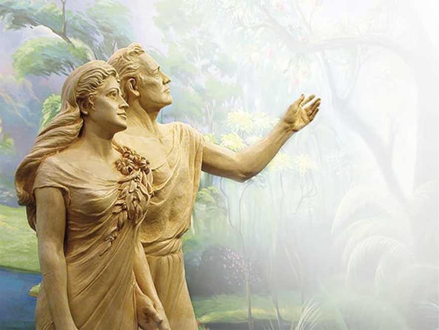 States of the Flesh: Edenic Premortal (Pre-Fall Premortal)
