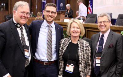 Canadian Delegates Participate in BYU Symposium on Religious Freedom