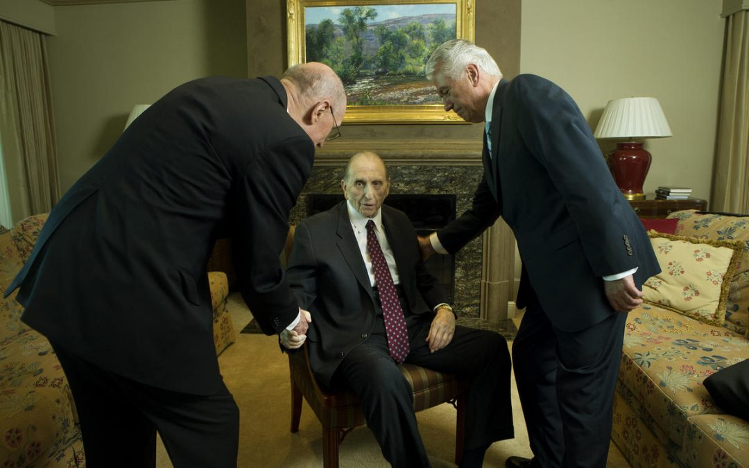 LDS Church Confirms that President Monson Will Not Attend General Conference