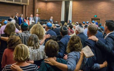 LDS Church Lends Stake Center to a Jewish Congregation for a Year