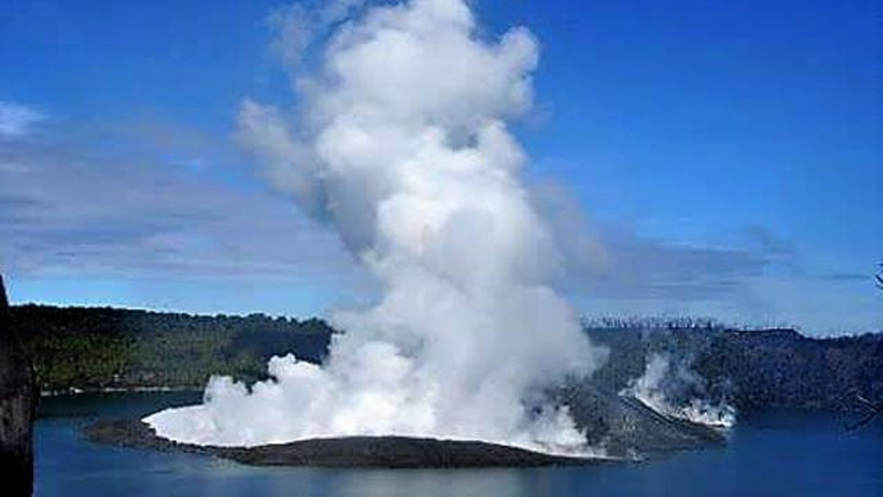 LDS Missionaries Evacuated as Volcano Erupts