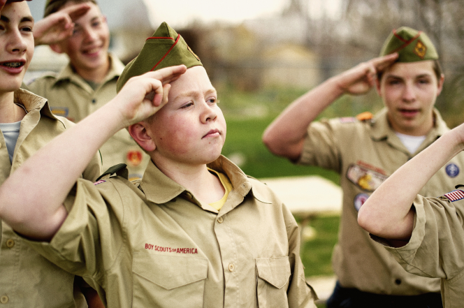 Girl Scouts of the USA: BSA should Focus on Serving American Boys and not Girls