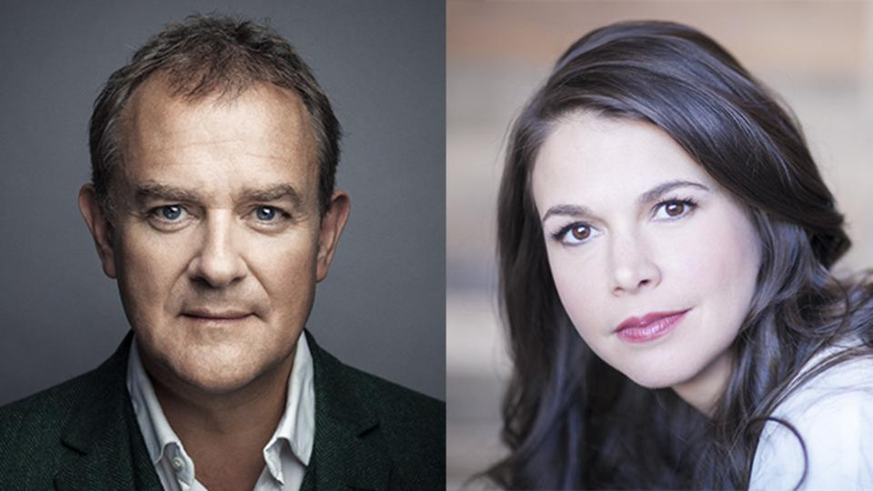 Broadway Star Sutton Foster and British Actor Hugh Bonneville to Perform with Mormon Tabernacle Choir at the 2017 Christmas Concert