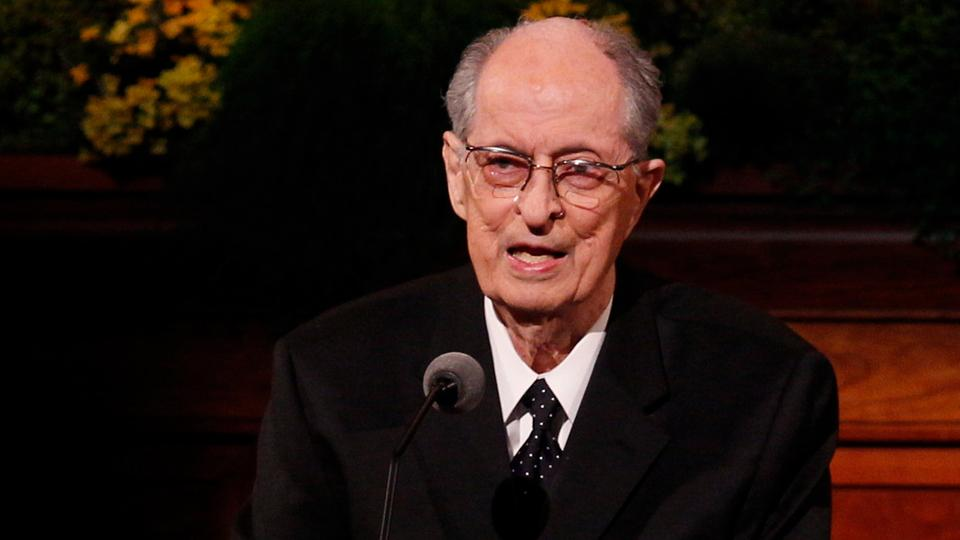 LDS Church Releases Statement After Elder Hales is Hospitalized and Will Not Attend General Conference