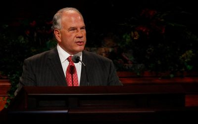 Elder Ronald A Rasband: Heavenly Father Has a Distinct Plan for Each of Us