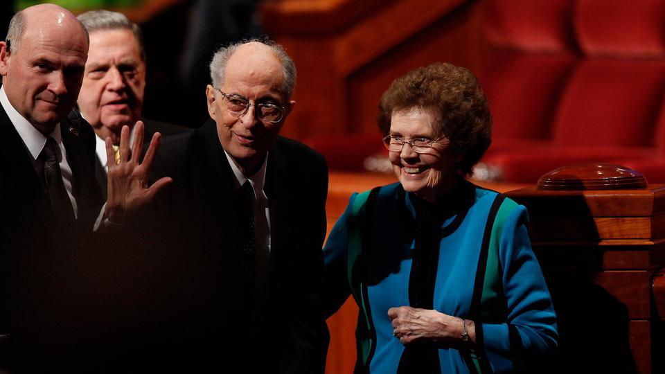 Elder Robert D. Hales Dies at 85