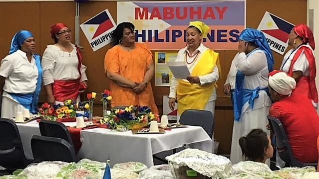 Women in Glen Innes, Auckland Celebrate Diversity Around the World