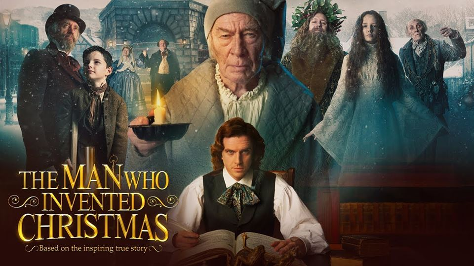 Mormon Moviegoers: What You Need to Know About 'The Man Who Invented Christmas'