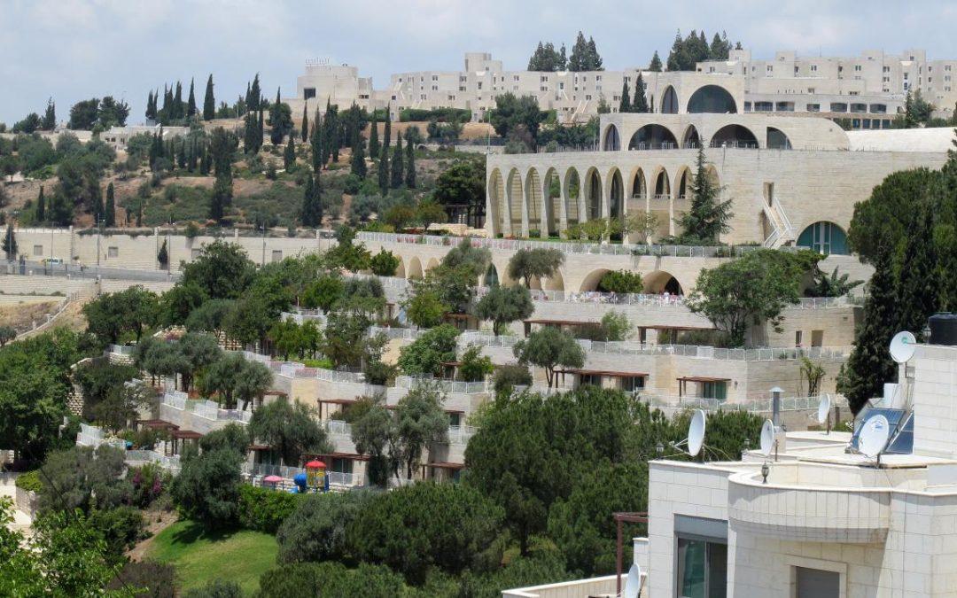 Israel university study tour