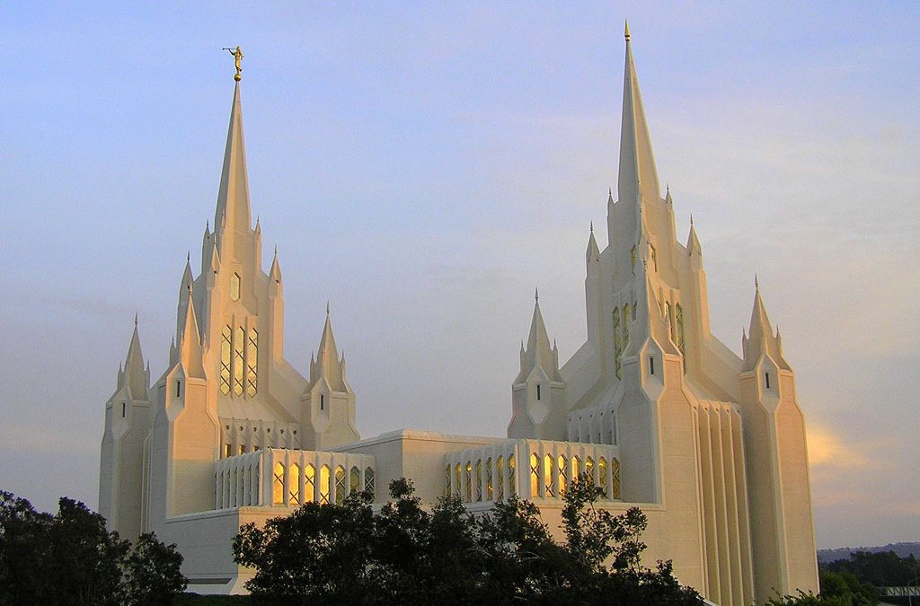 Police Presence Increase after an LDS Temple in California Receives Threat from a Pro-ISIS Group