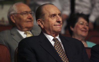 LDS Church Announces Funeral Services for Thomas S. Monson
