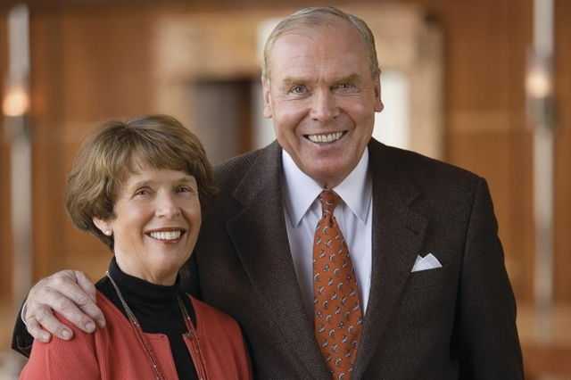 Mormon Billionaire Jon Huntsman Sr. Dies at Age 80